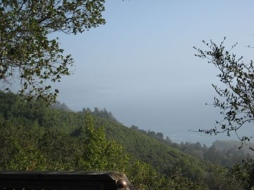 Big Sur Ventana Vista