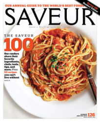 Saveur Issue 126