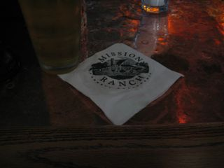 Mission Ranch Napkin