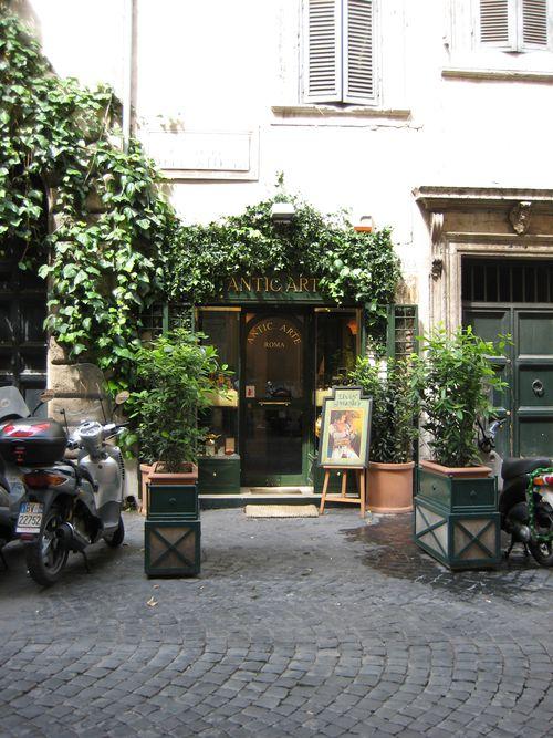 Antique Art-Rome