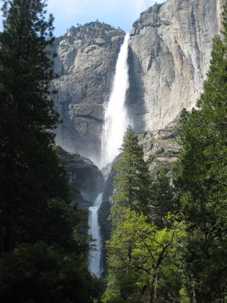 Yosemite Falls Long View