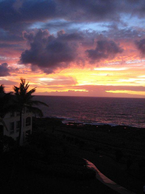 Sunrise on The Point