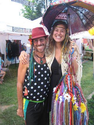 World Fest vendors