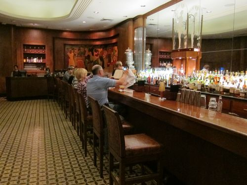 Roosevelt Sazerac Bar 1